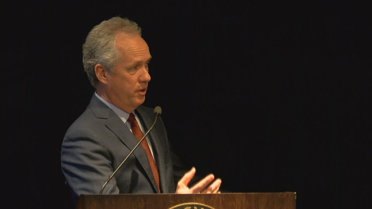 Louisville Mayor says possible cuts, taxes needed to offset state pension costs