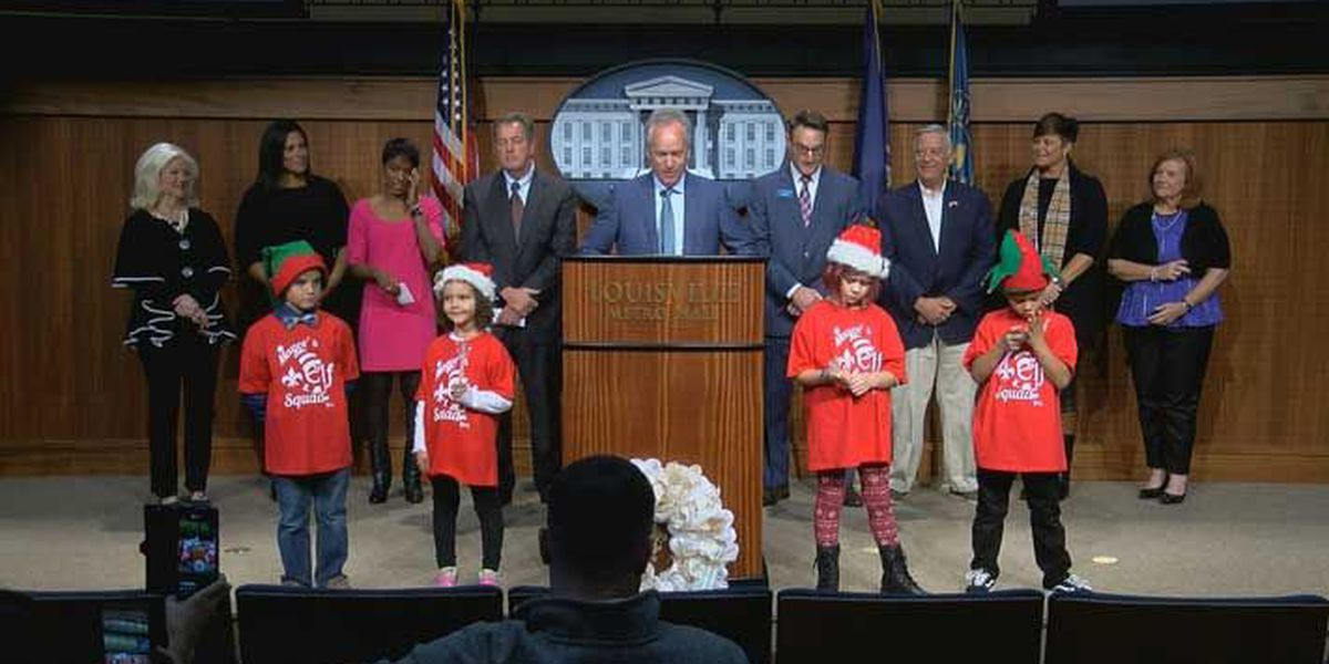 Light Up Louisville set to kick off Christmas season in late November