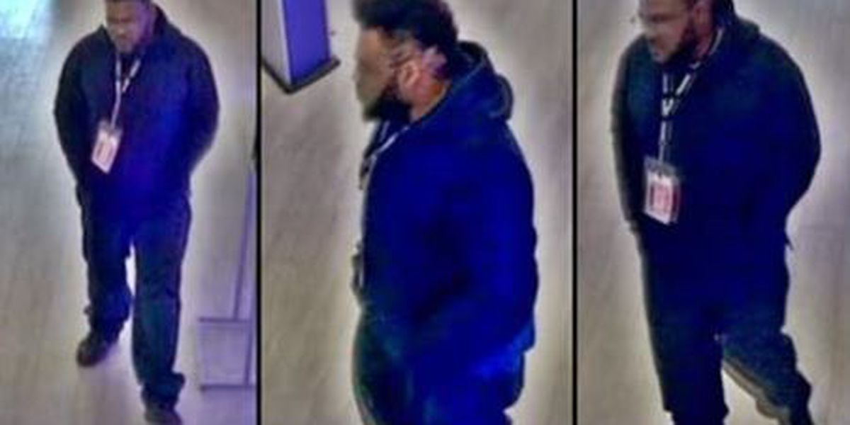 PHOTOS: Have you seen this robbery suspect?