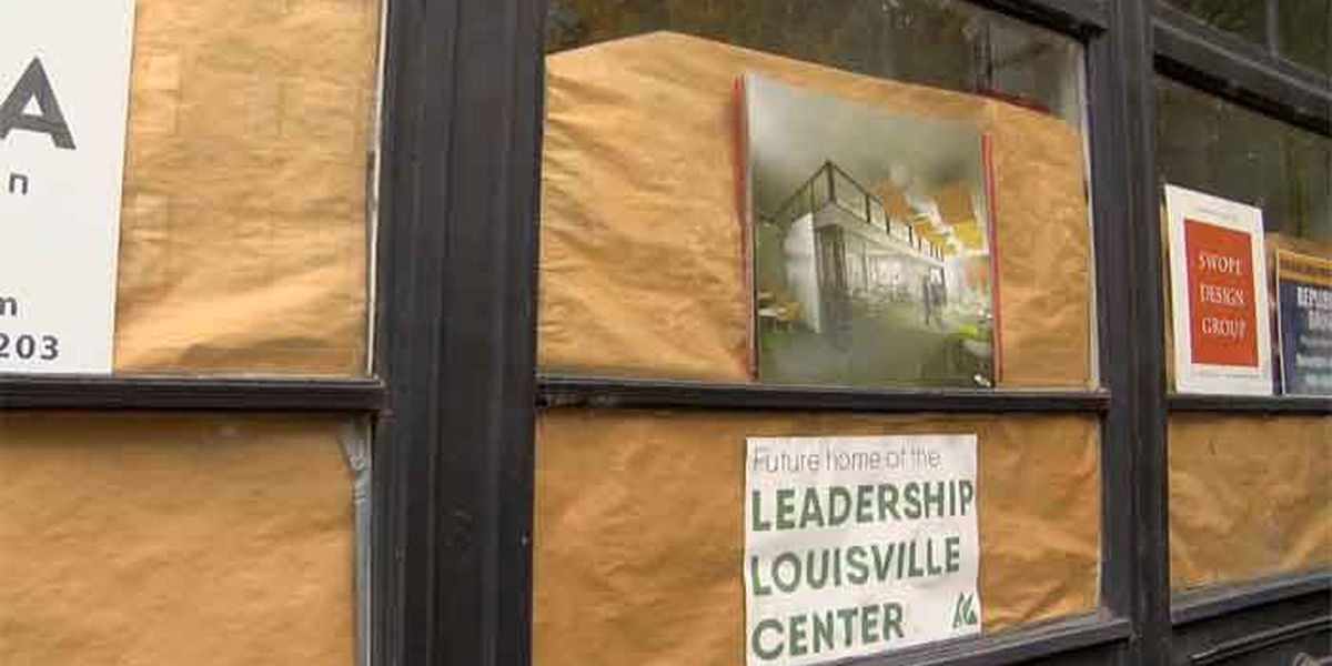 Leadership Louisville plans grand opening ceremony at new home