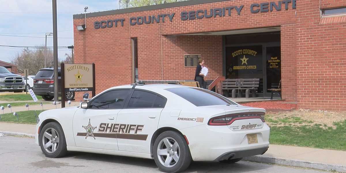 Scott County Jail lockdown only part of sheriff's 'zero tolerance' approach to drugs