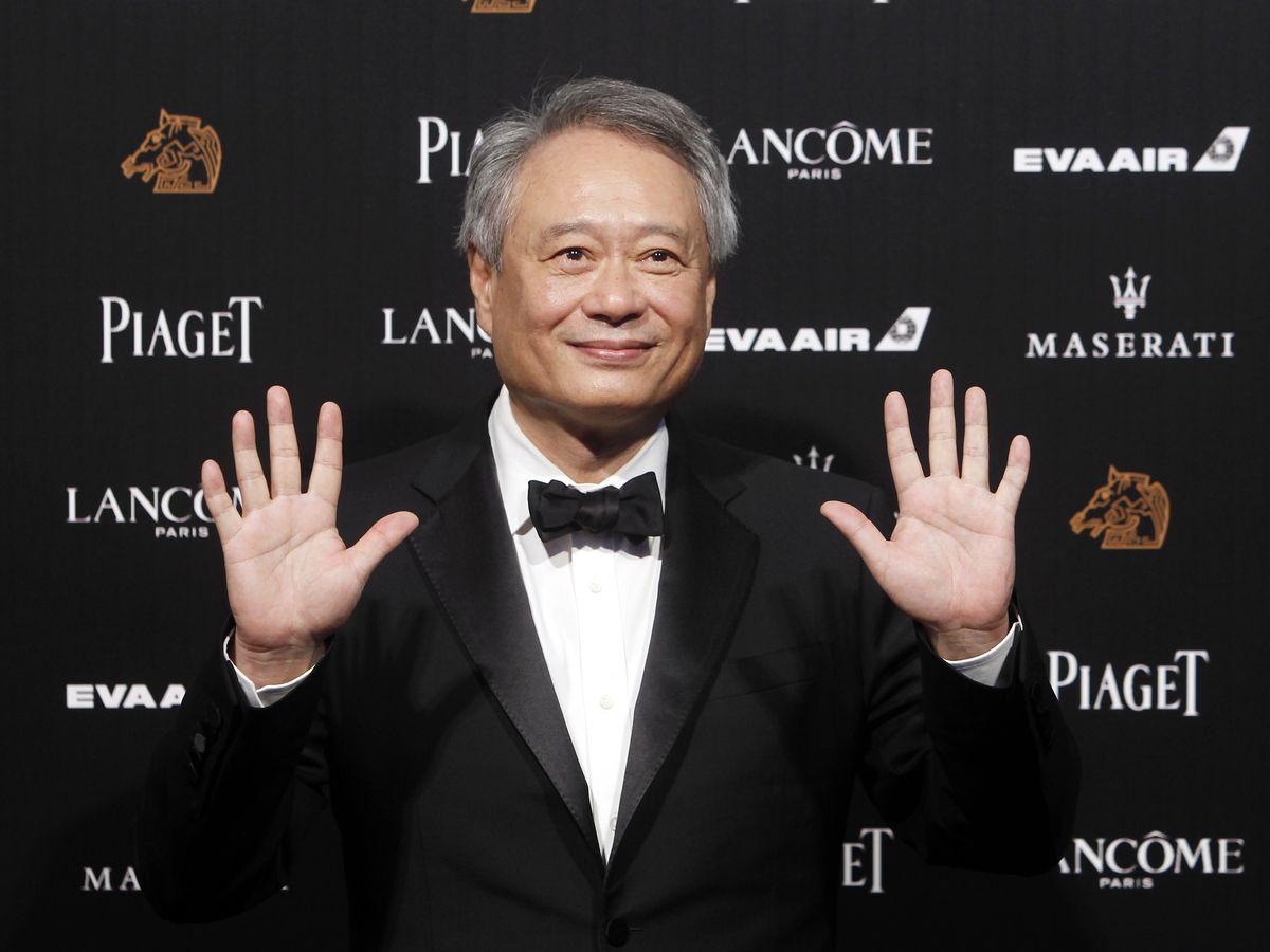 Zhang Yimou's 'Shadow' a favorite at Golden Horse Awards