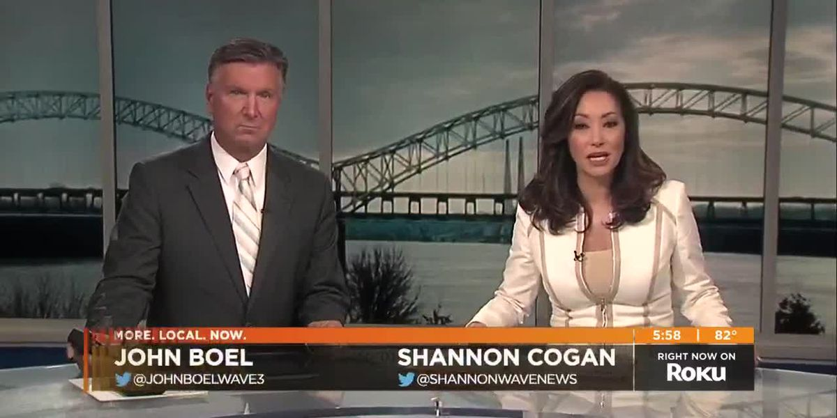 WAVE 3 News: Thursday evening, May 16, 2019
