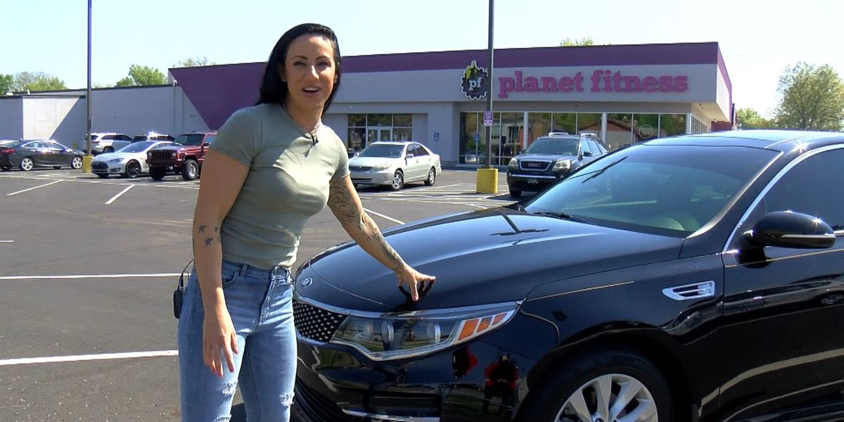 'It feels like a miracle': Planet Fitness carjacking victim reunited with stolen car