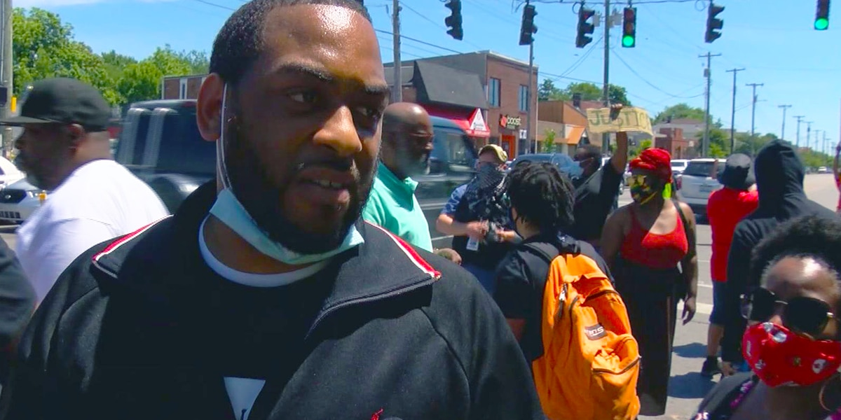 State Representative Charles Booker issues statement on shooting death of peaceful protester in Louisville