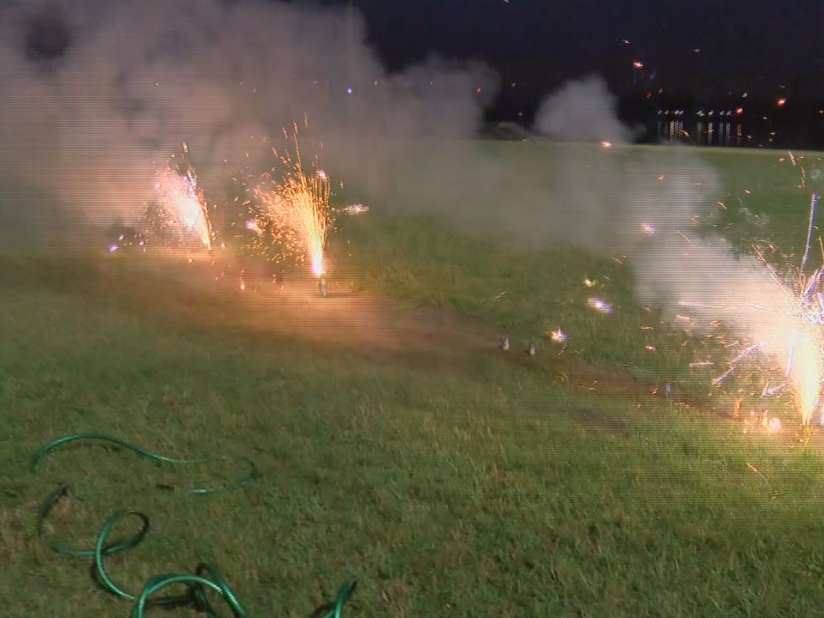 Officials stress fireworks safety to prevent fatalities