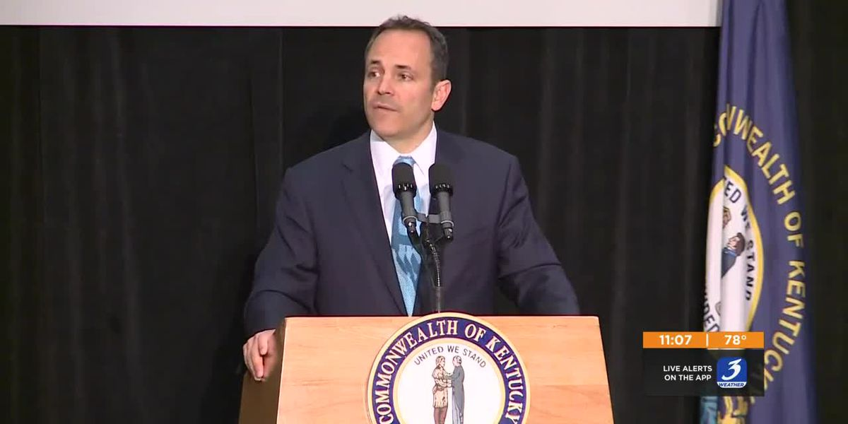 Bevin signs pension-relief bill; special session comes to a close