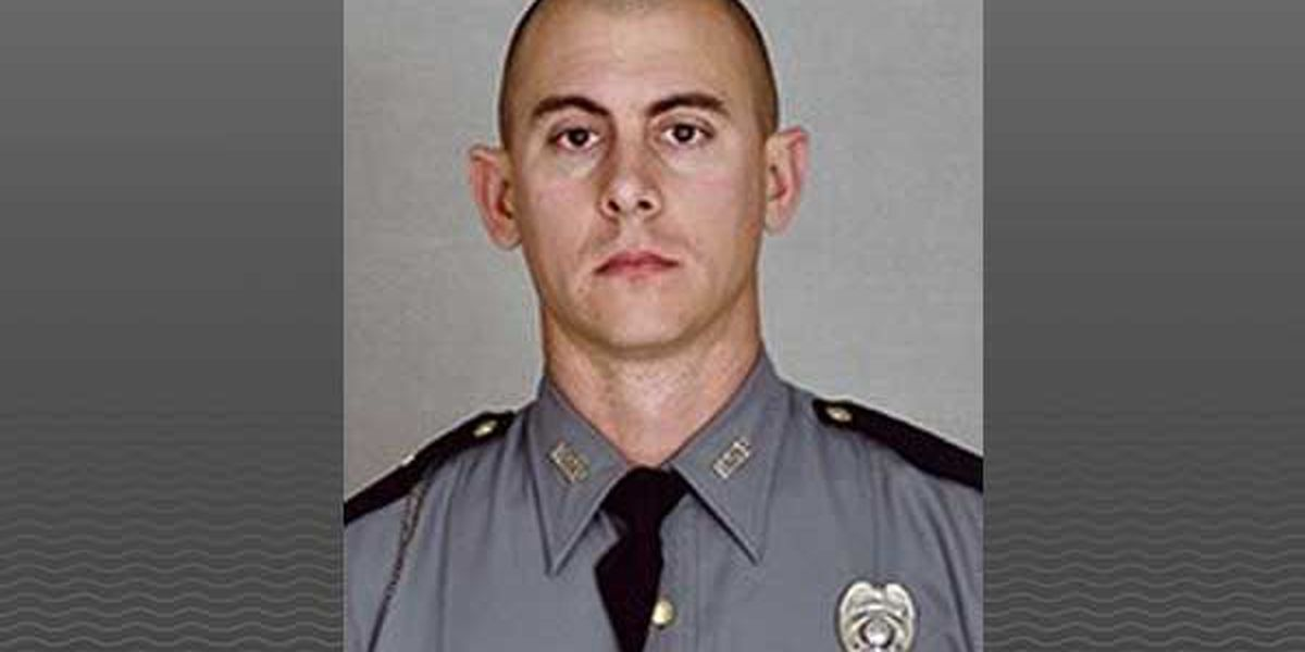 Recording of scanner traffic circulating online following KSP trooper's death