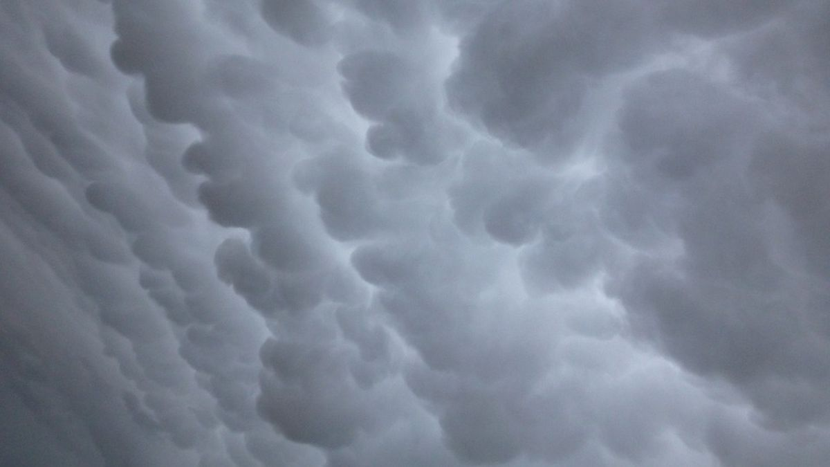 FORECAST: Cloudy skies with scattered PM thunderstorms