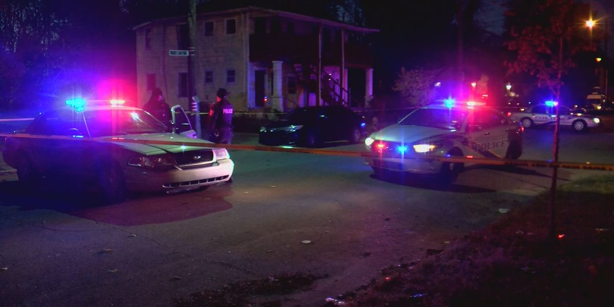 LMPD conducting homicide investigation in Russell neighborhood