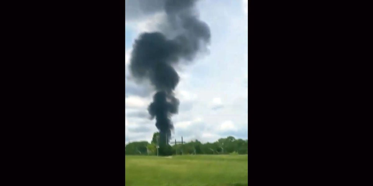 Heat, chemicals believed to ignite fire at Okolona Waste Management