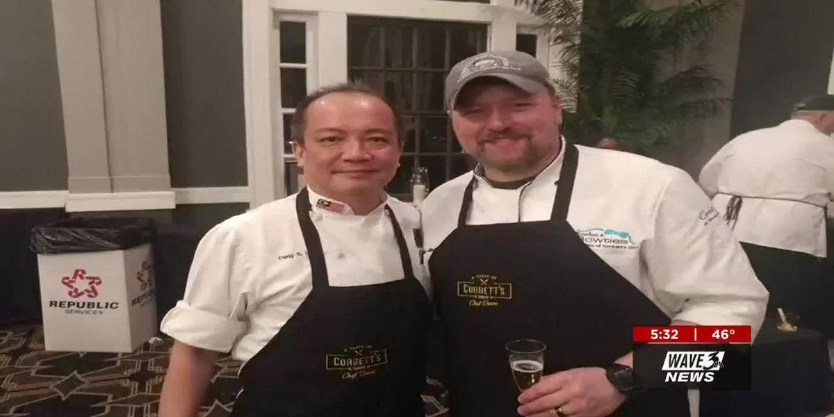 Local chef Dallas McGarity becomes a Chopped champion