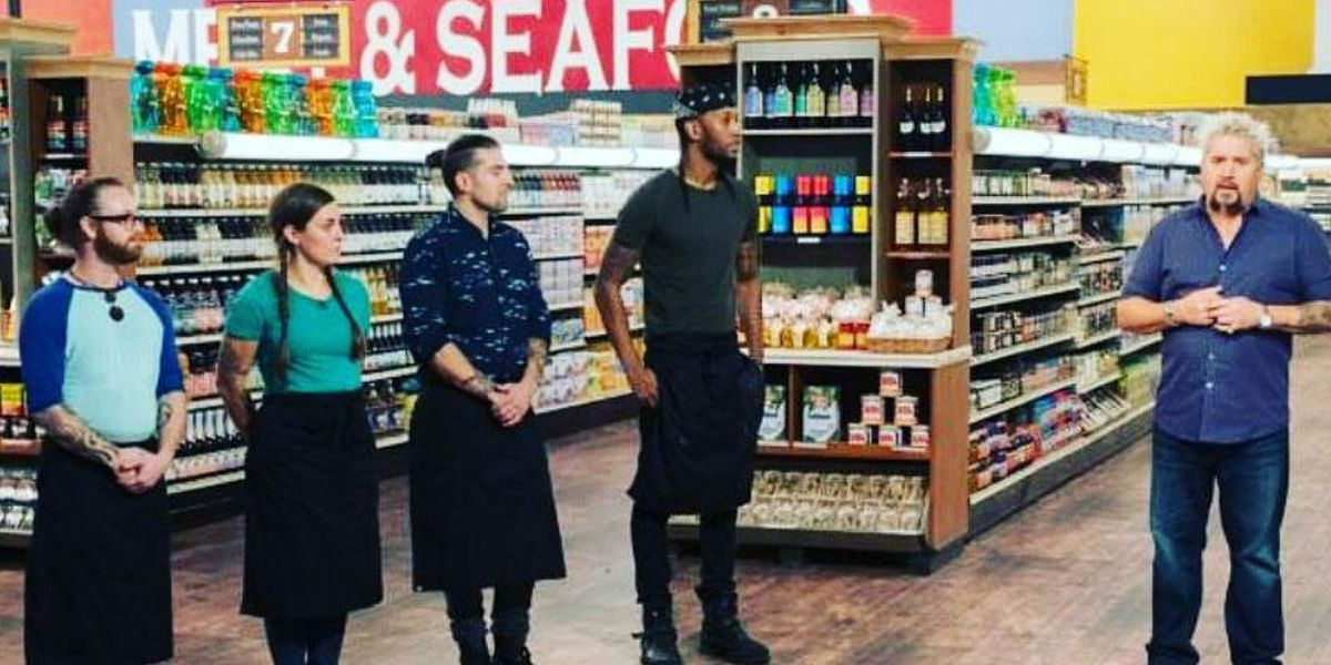 SuperChefs owner returns to Food Network competition show