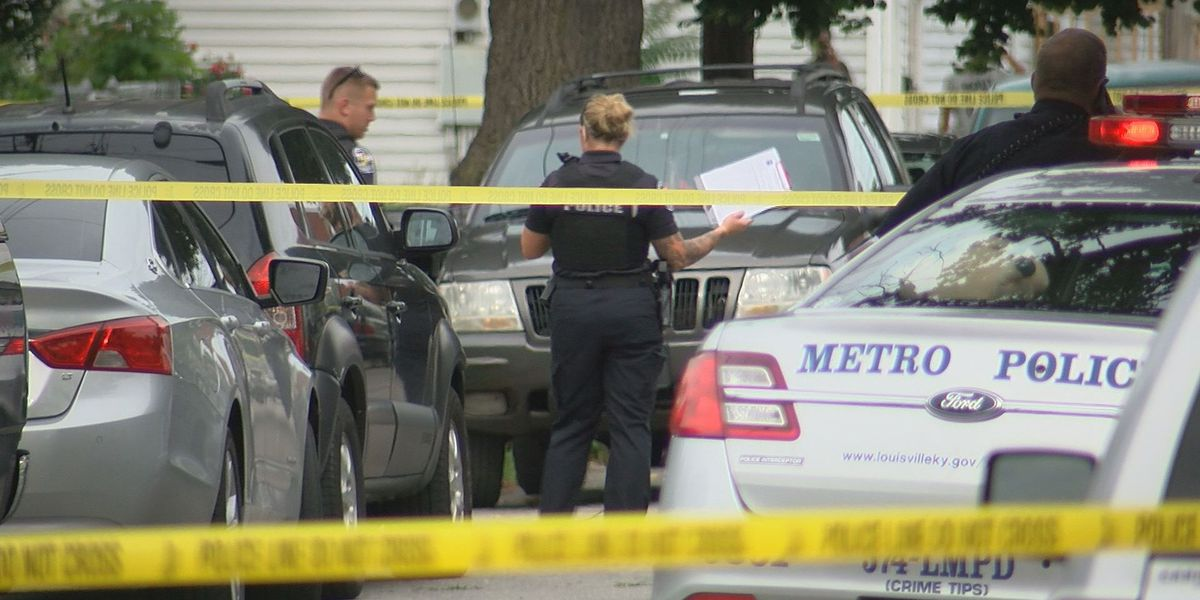 One person shot on Camp Street near Shelby Park