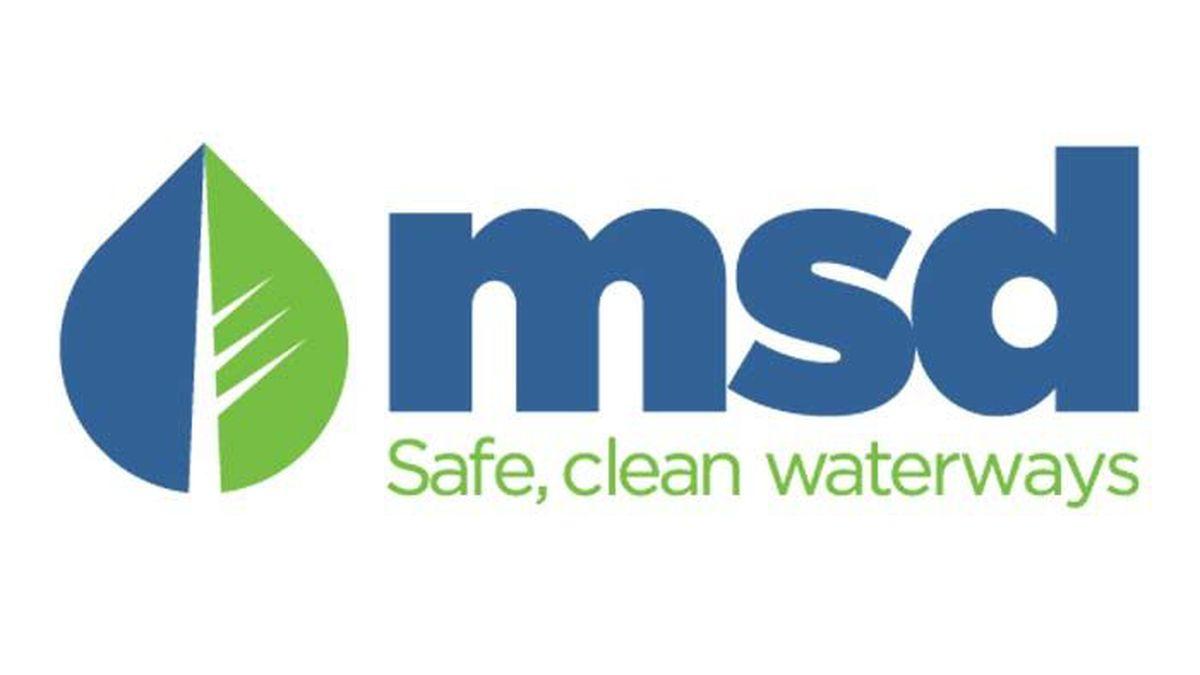 MSD completes emergency repair of vital sewer line under Main Street