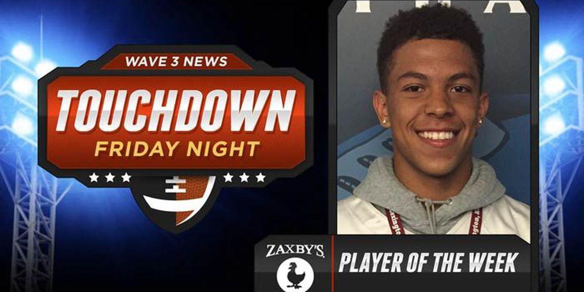 Week 8: TDFN Player of the Week
