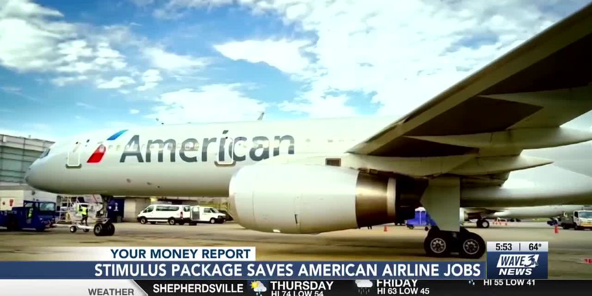 Your Money: Airline jobs saved, Small business optimism, COVID vaccine at Dollar General?