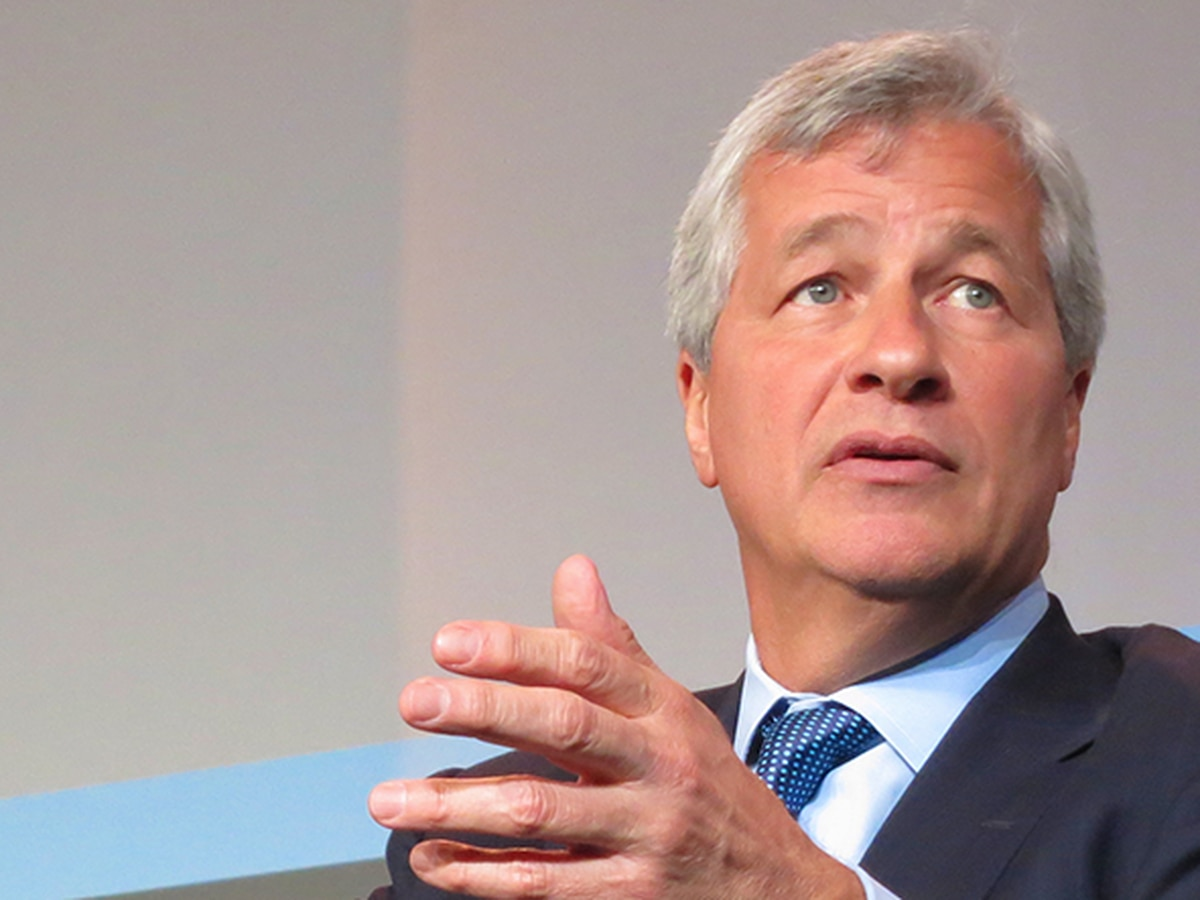 Report: JPMorgan CEO says remote work 'doesn't work' for young adults