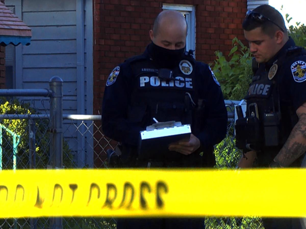 Teen girl dies after being shot in Louisville