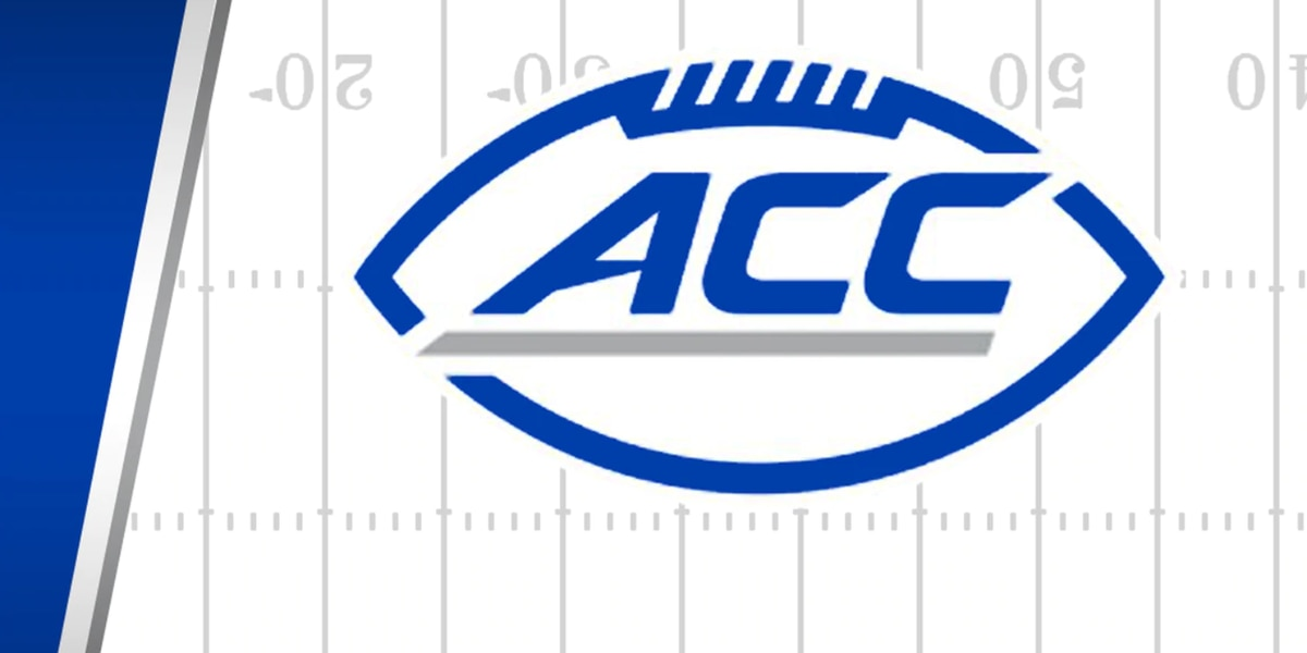 ACC pushes back start of fall sports, alters football schedule