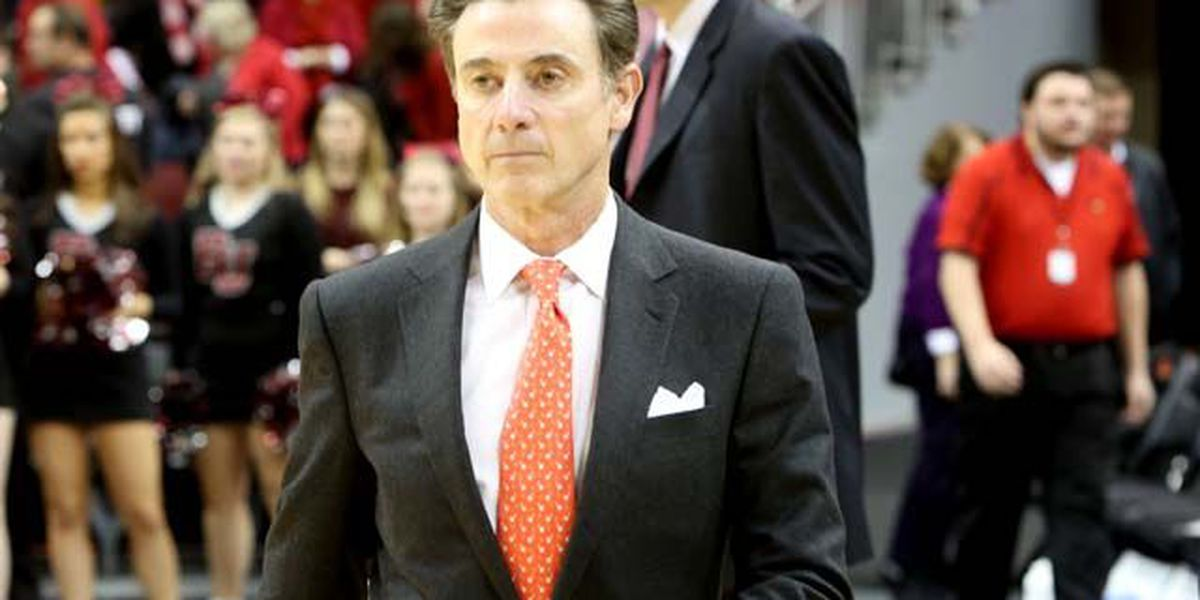 UofL Athletic Association sues Rick Pitino