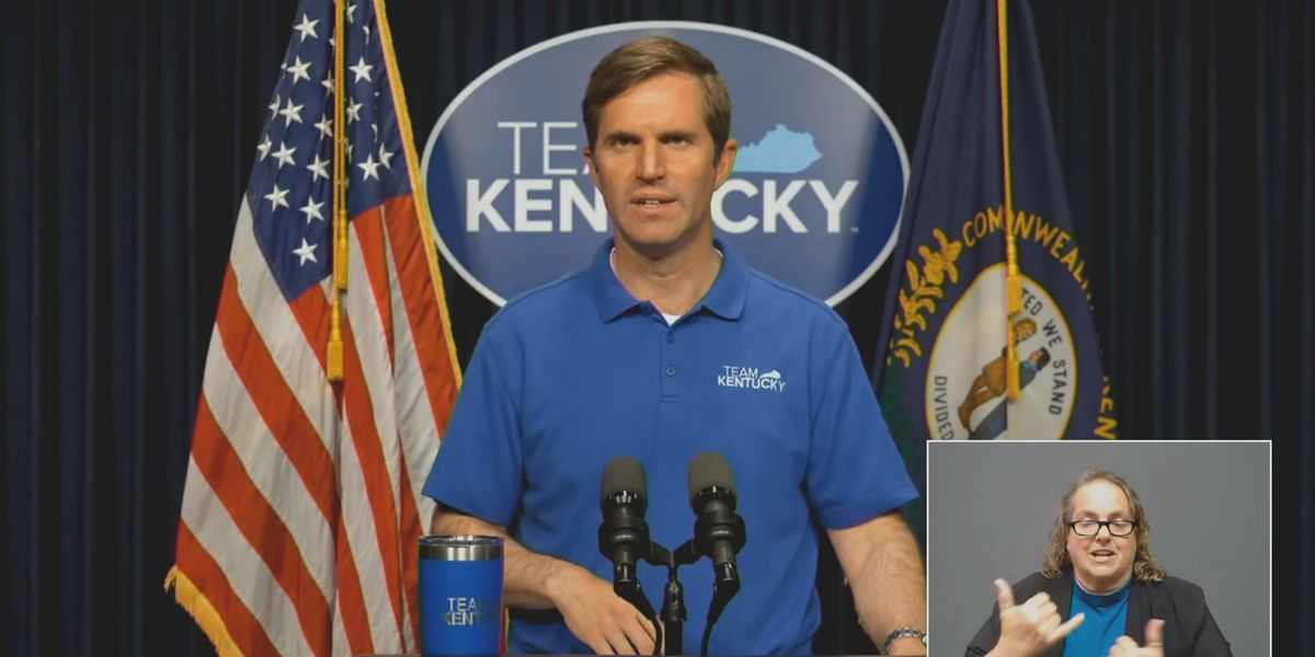 Gov. Beshear: 758 new cases of COVID-19 in Ky., 23 new deaths Tuesday