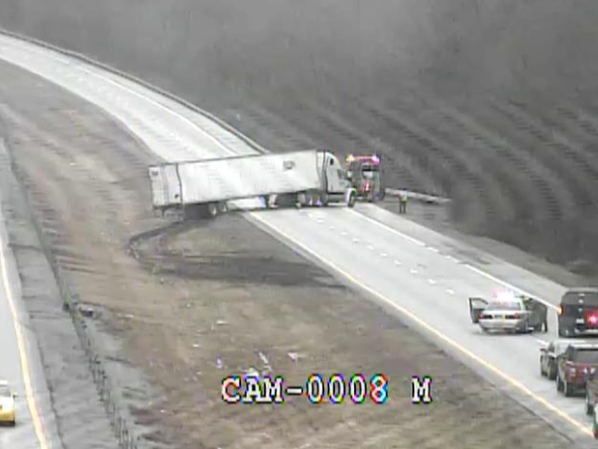 Traffic Alert: I-71 south back open following accident near Gene Snyder