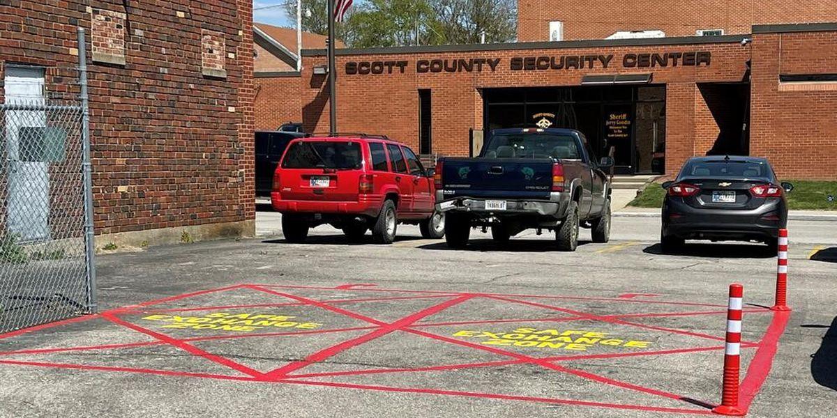 Safe Exchange Zone designated in Scott County