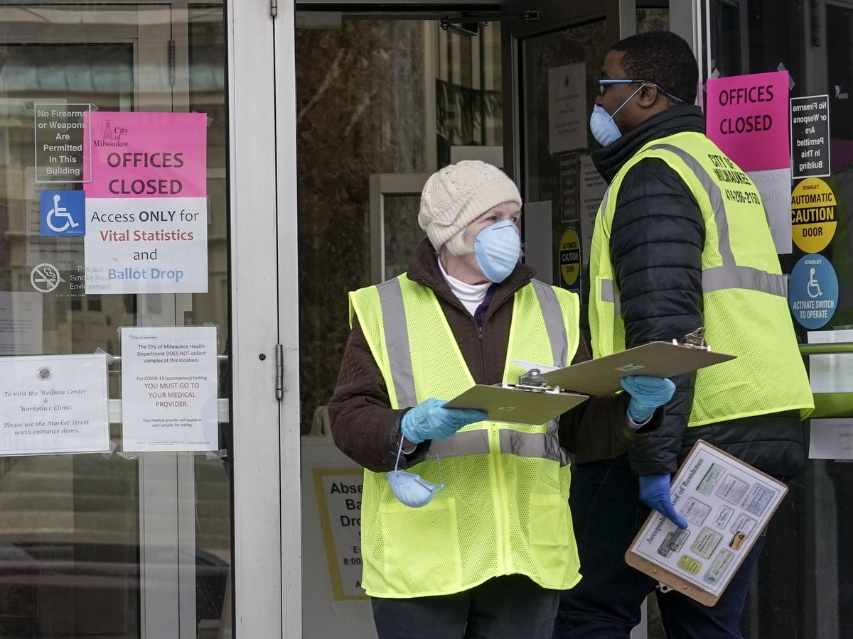 Pandemic politics: Wisconsin primary moving forward
