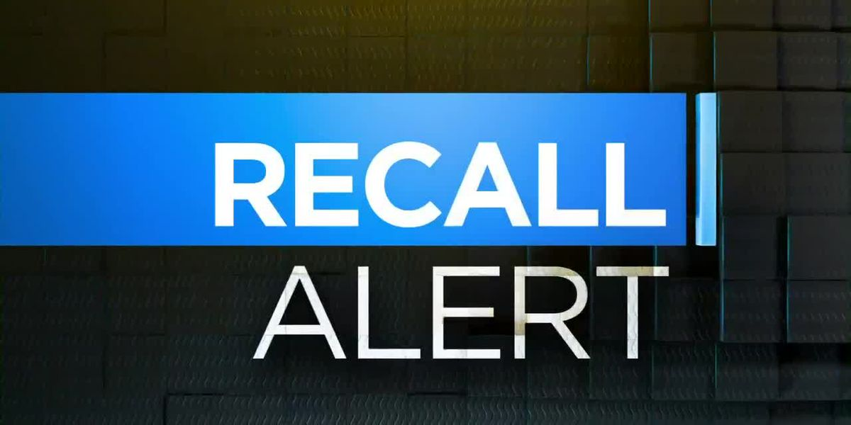 3 recalls announced, all fire related