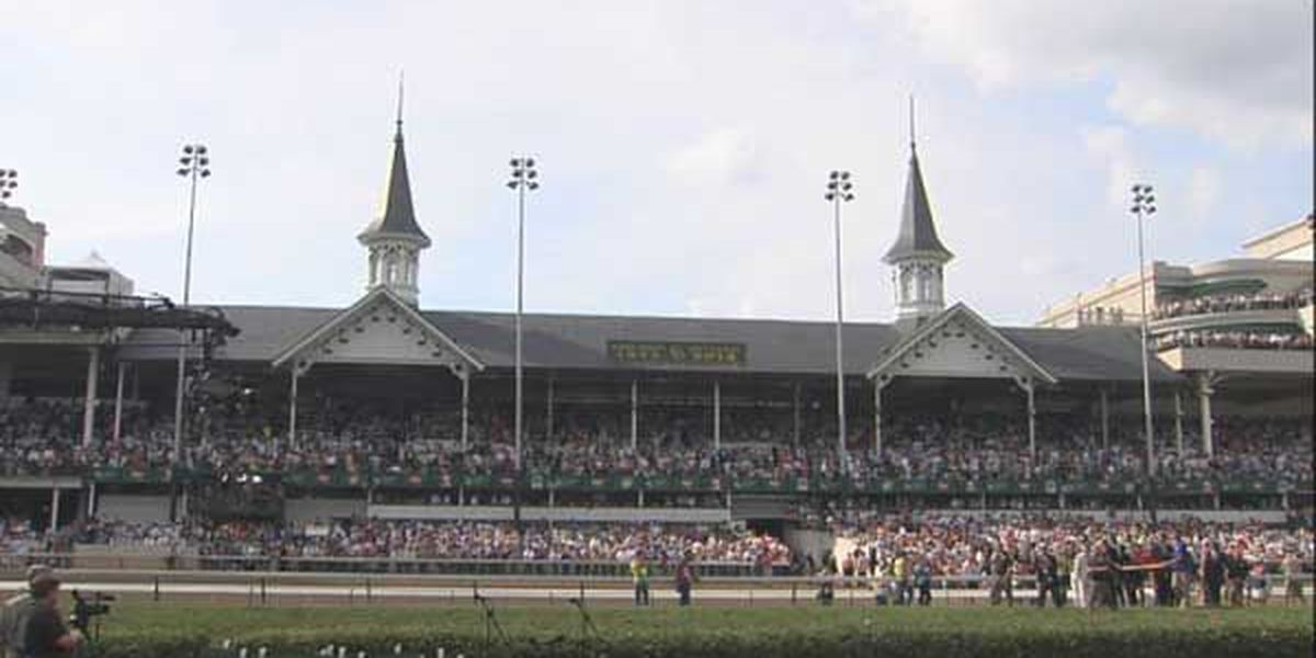 LIST: What you can and can't take to Churchill Downs on Oaks, Derby Days