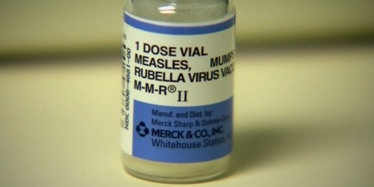 Measles cases confirmed in 10 states