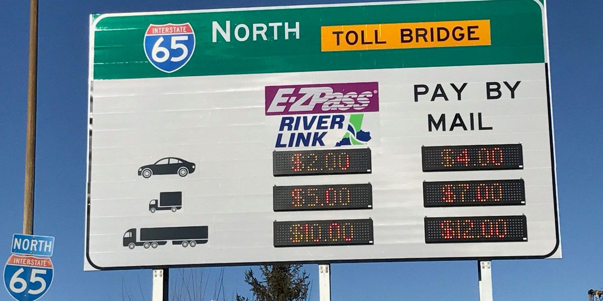 Drivers with unpaid tolls will soon have registration put on hold