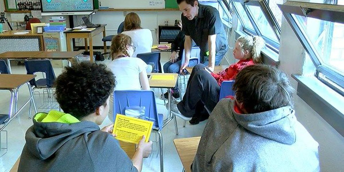 Valley High students learn real-life conflict resolution skills