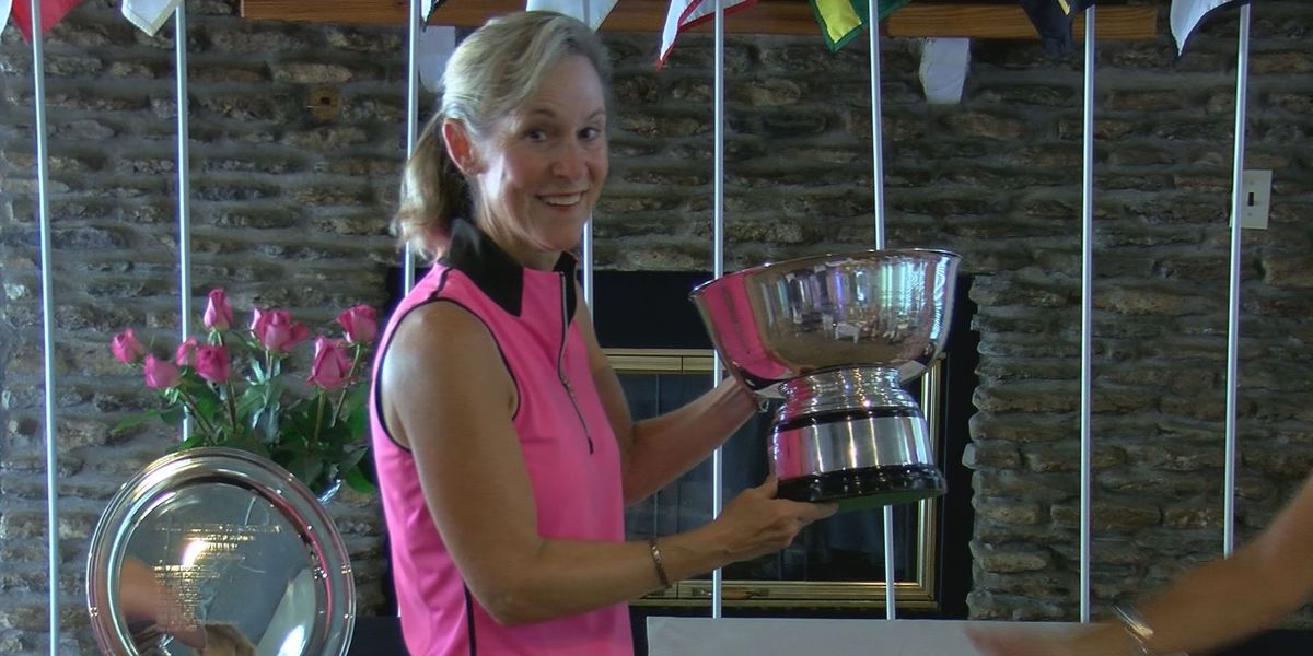 Wibbels wins Women's Falls Cities Championship
