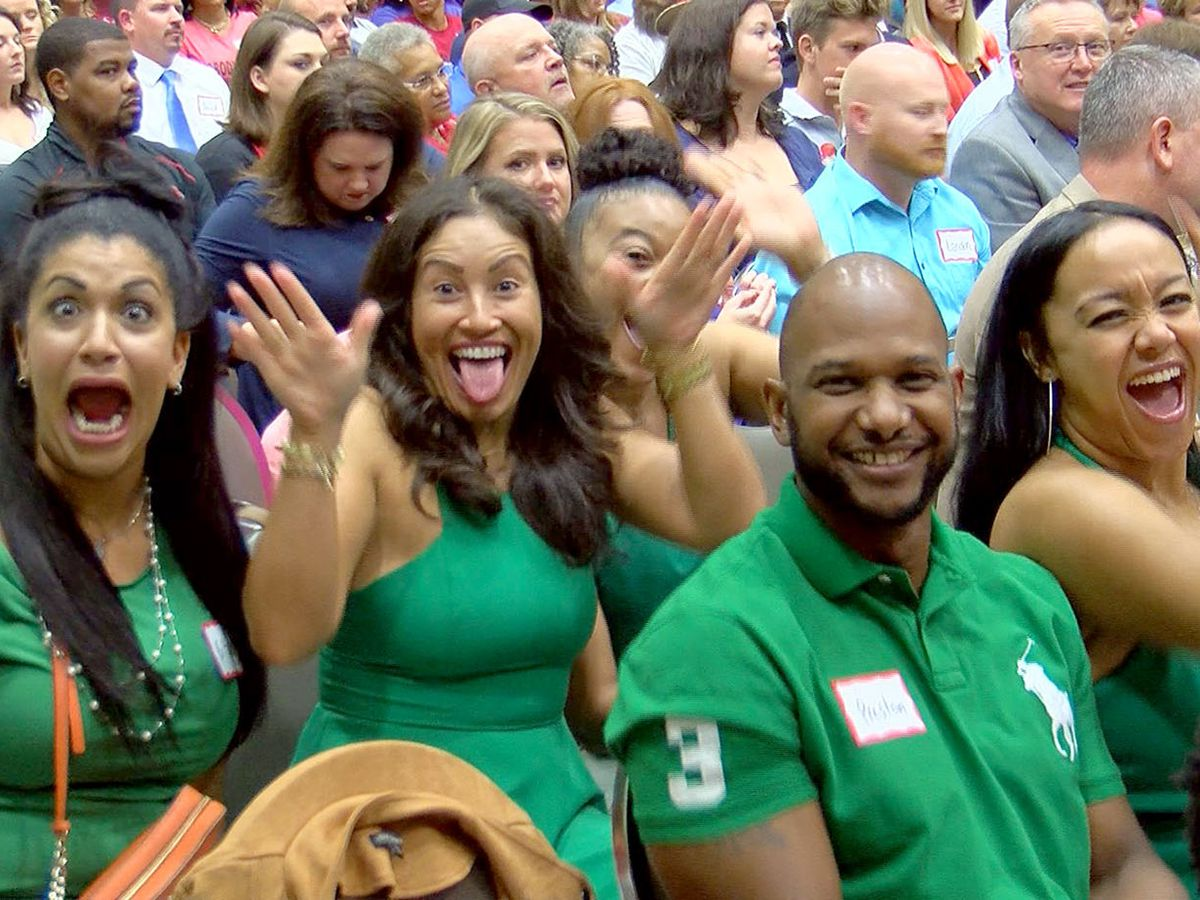 'Good answer': Family Feud auditions held in Louisville