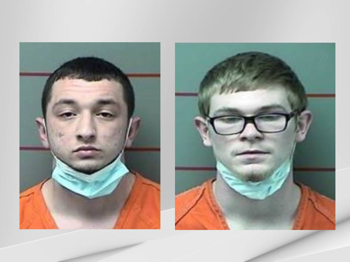 Men facing charges following multi-county pursuit