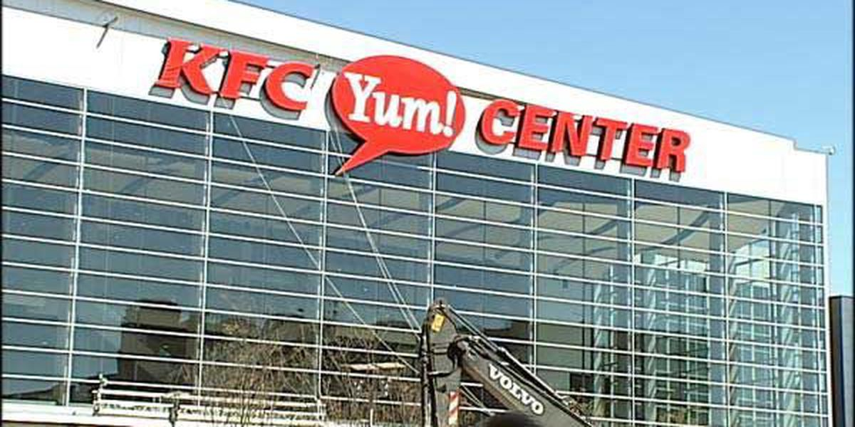 LIST: Upcoming events at KFC Yum! Center