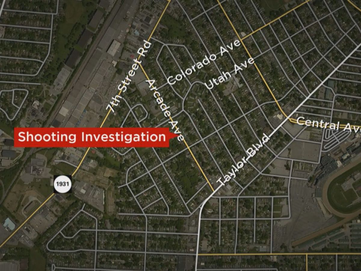 Man in critical condition after shooting in Taylor Berry neighborhood