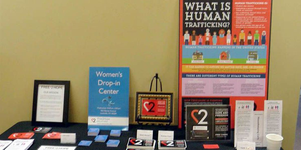 Drop-in center for survivors of sex trafficking opens in Louisville