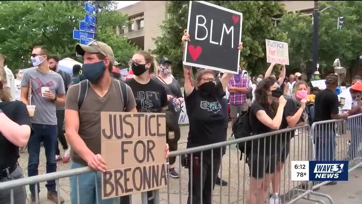 Metro Government sues Metro Council, aims to block law enforcement leaders from testifying about civil unrest