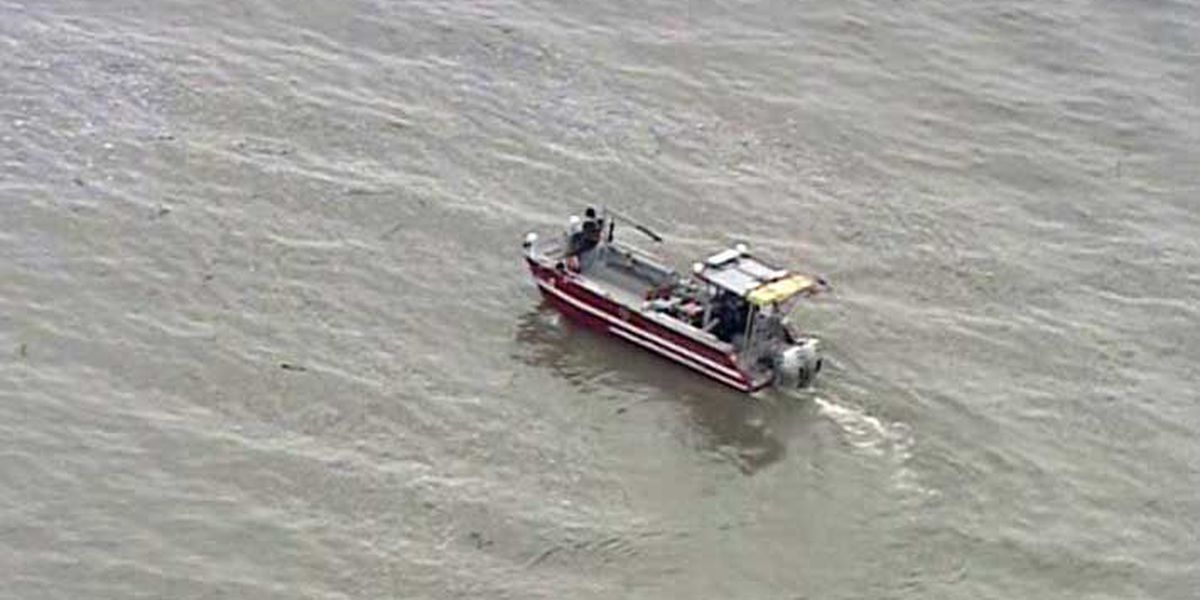 Search for fisherman in the Ohio River paused at sundown