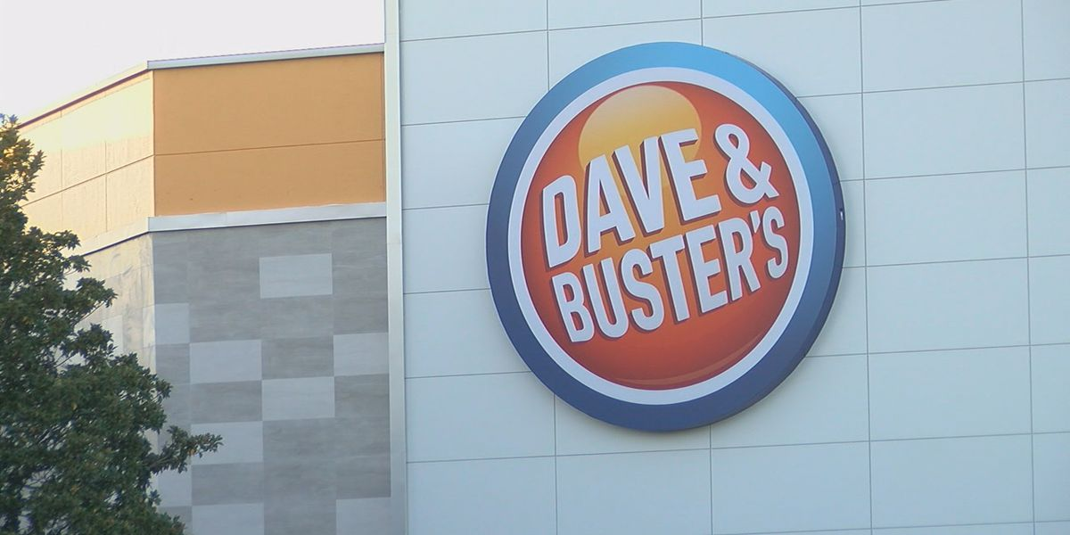 Dave & Buster's hiring for St. Matthews location opening in February
