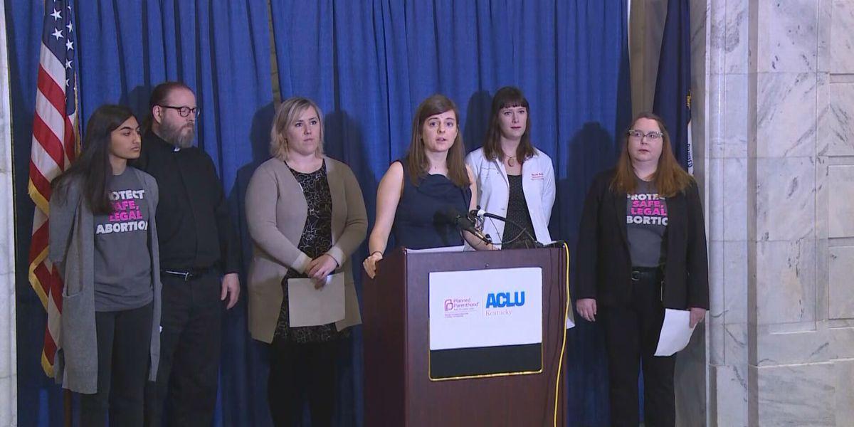 Four bills restricting abortion introduced in Kentucky legislature