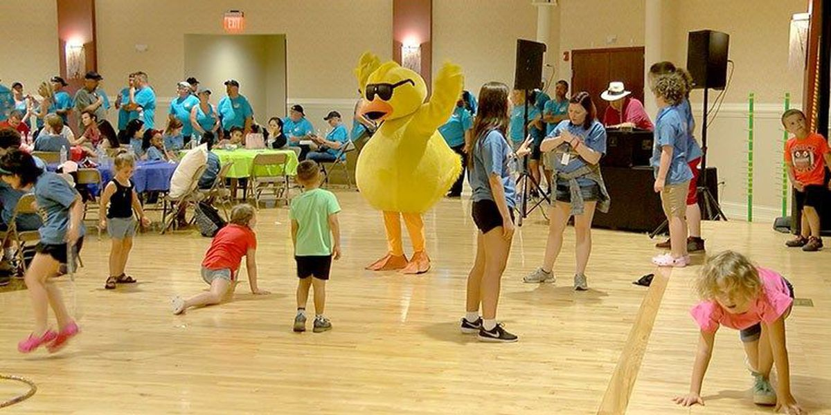 Children battling cancer focus on fun at camp