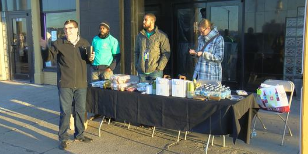 Breakfast on Broadway discusses what the community wants to see on the stretch of road