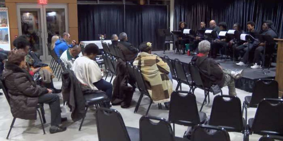Program addresses violence through theater