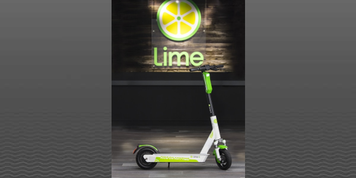 Lime hits 200,000 rides in Louisville