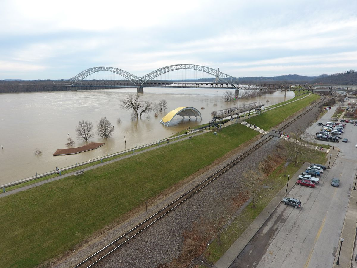 Following spring flooding, New Albany designing backup power supply plan