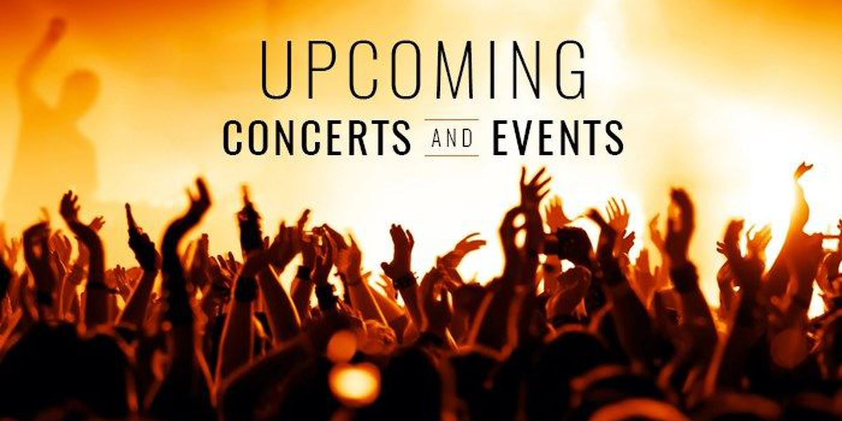 CONCERTS: Coming soon to WAVE Country